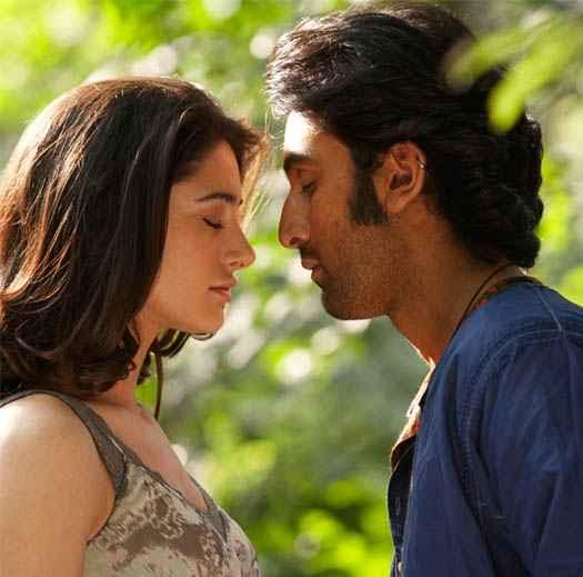 Rockstar Ranbir Kapoor and Nargis imotional Scene Stills