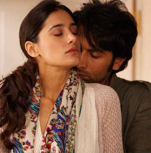 Rockstar Ranbir Kapoor and Nargis Scene Stills