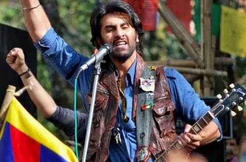 Rockstar Ranbir Kapoor Stills