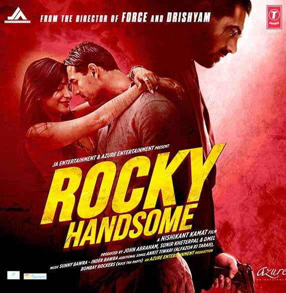 Rocky Handsome John Abraham Shruti K Haasan Poster