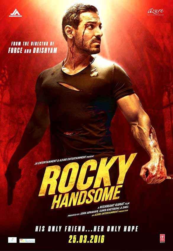 Rocky Handsome John Abraham Poster
