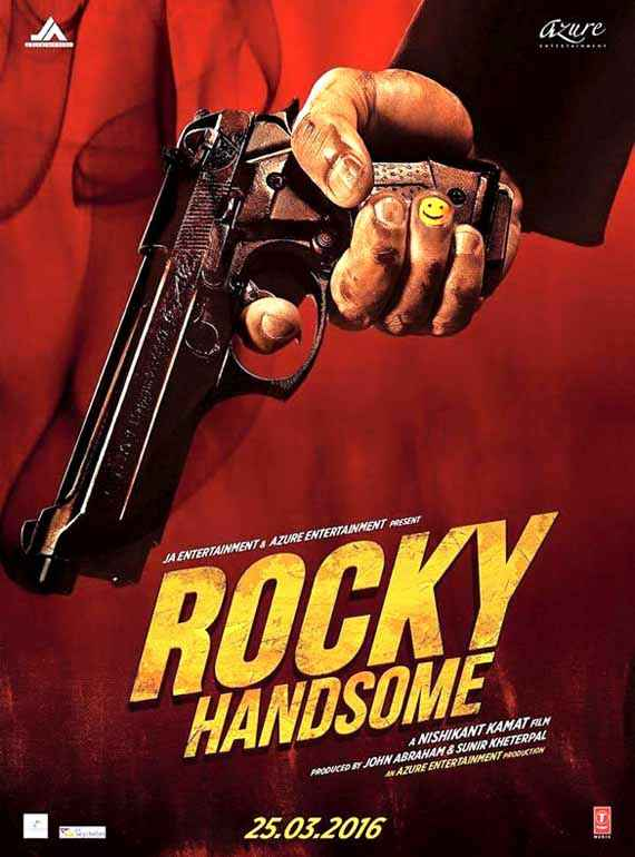Rocky Handsome Wallpaper Poster