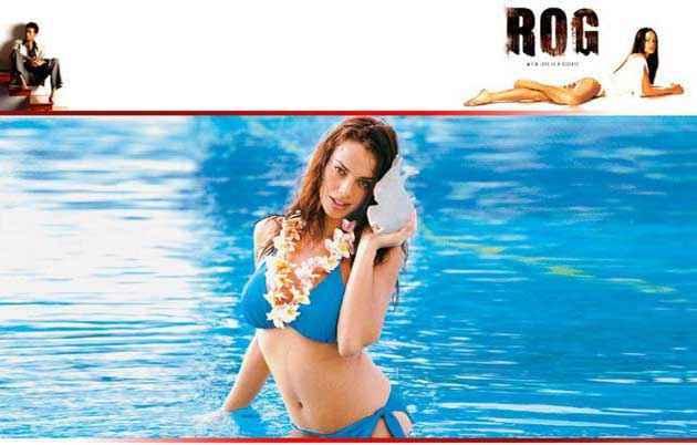 Rog Ilene Hamman Bikini PhotoShoot Stills