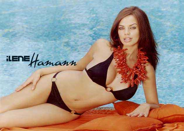 Rog Ilene Hamman Bikini Wallpaper Stills