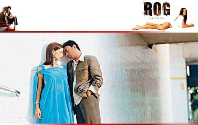 Rog Irrfan Khan Ilene Hamman Romance Stills