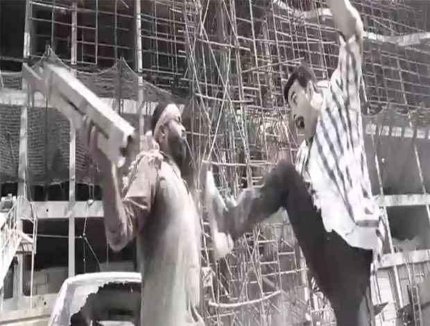 Rowdy Rathore Akshay Kumar Action Photos Stills