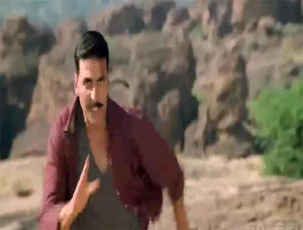Rowdy Rathore Akshay Kumar Action Stills
