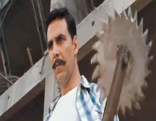 Akshay Kumar in Rowdy Rathore Wallpaper Rowdy Rathore Akshay Kumar