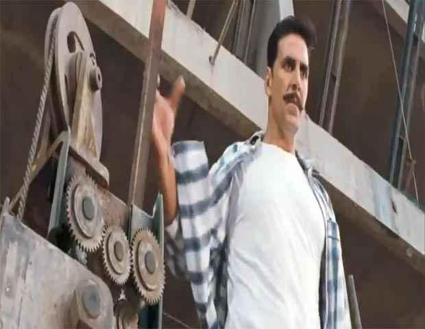 Rowdy Rathore Akshay Kumar Stills