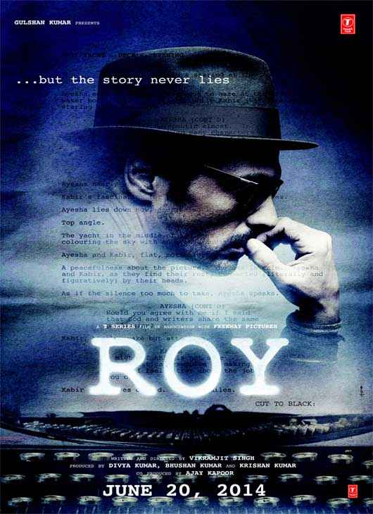 Roy First Look Poster
