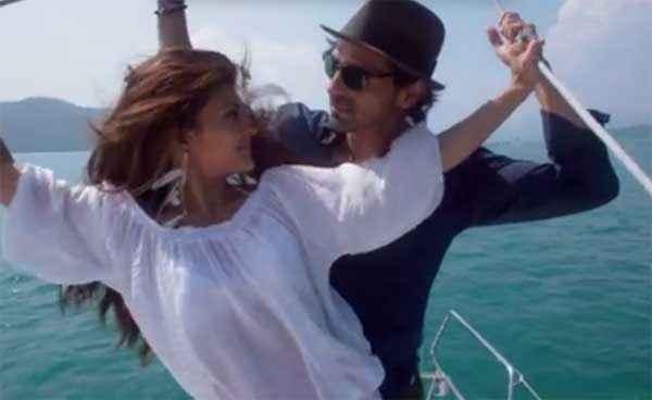 Roy Arjun Rampal Jacqueline Fernandez Romance Stills