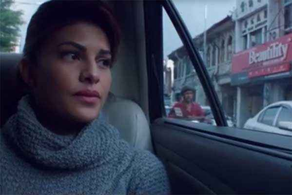 Roy Jacqueline Fernandez In Car Stills