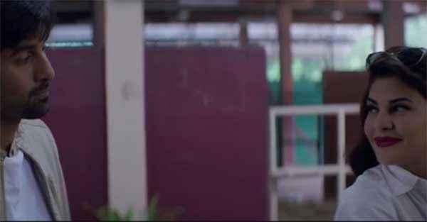 Roy Ranbir Kapoor Jacqueline Fernandez Smile Stills