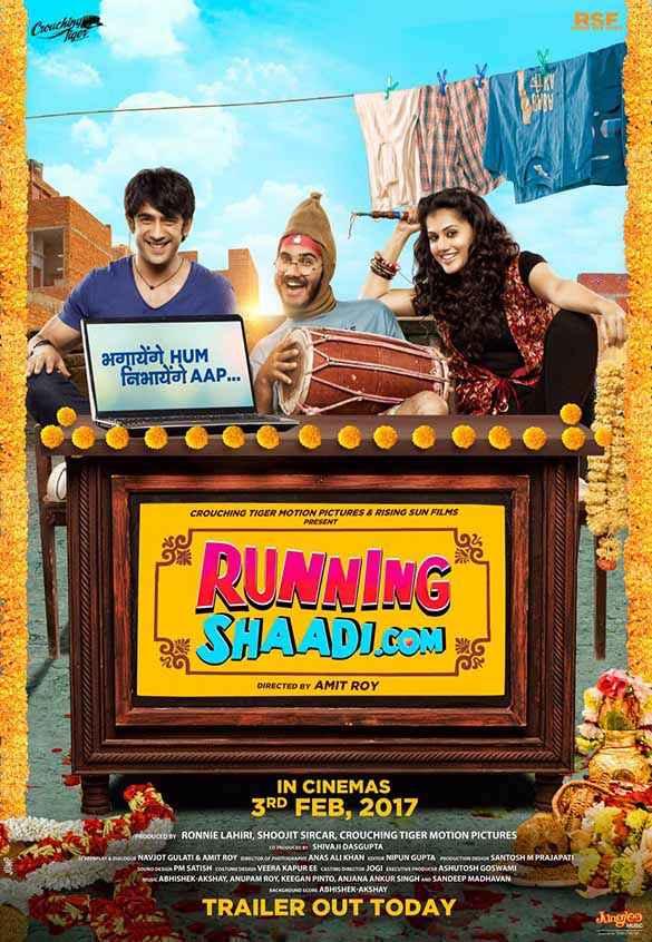 Running Shaadi.com  Poster