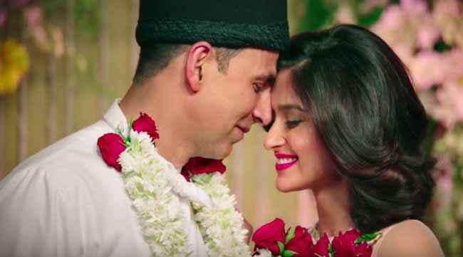 Rustom Akshay Kumar Ileana Dcruz In Marriage Picture Stills