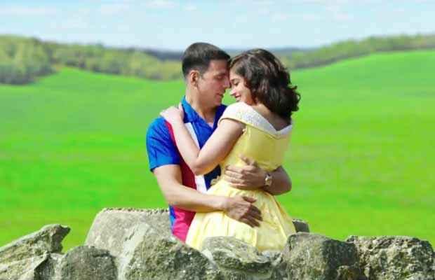 Rustom Akshay Kumar Ileana Dcruz Romance Stills