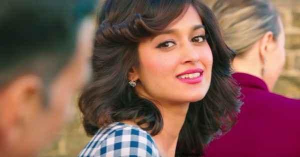 Rustom Ileana Dcruz Cute Smiling Pic Stills