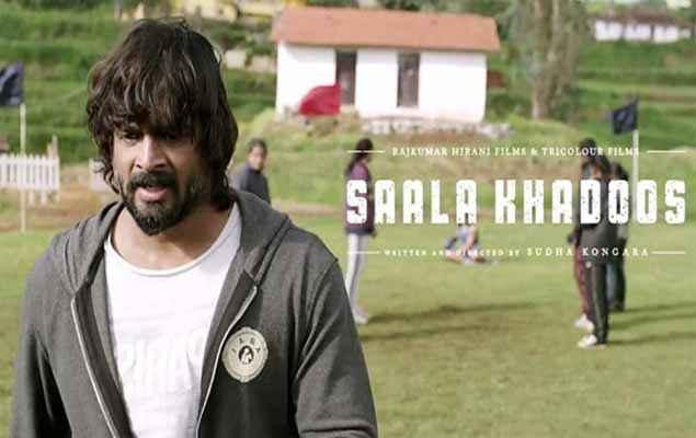 Saala Khadoos R Madhavan Stills