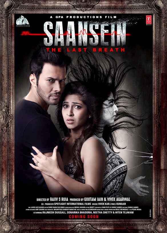 Saansein - The Last Breath Poster