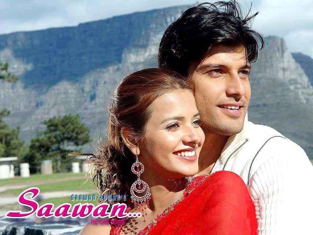Saawan The Love Season Kapil Jhaveri In White Dress Saloni Aswani Red Dress Stills