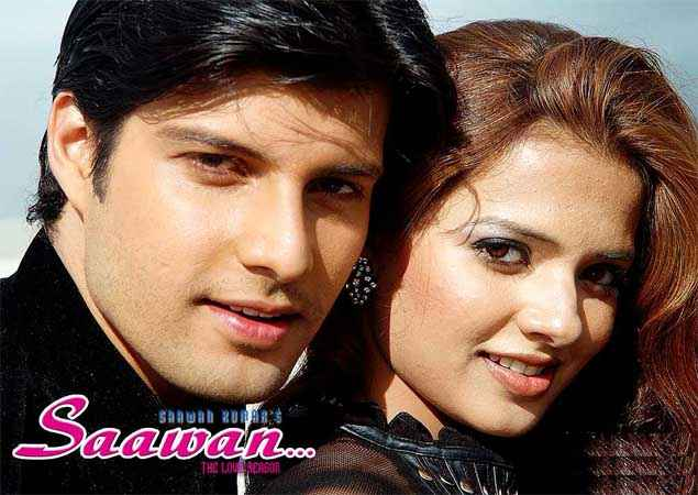 Saawan The Love Season Kapil Jhaveri Saloni Aswani HD Wallpaper Stills