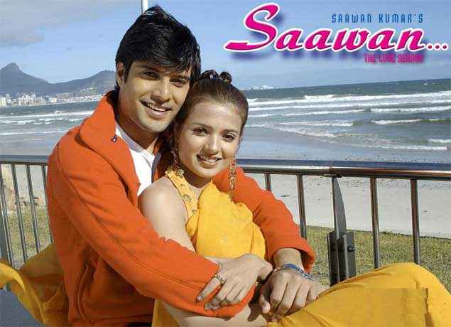 Saawan The Love Season Kapil Jhaveri Saloni Aswani Wallpaper Stills
