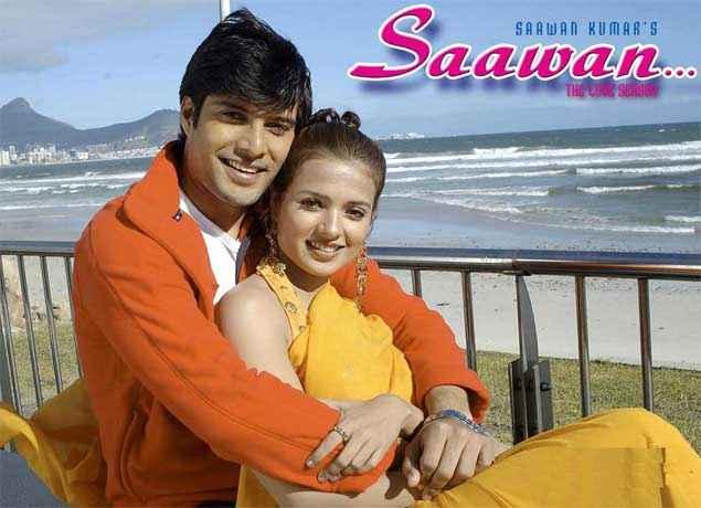 Saawan The Love Season Kapil Jhaveri Saloni Aswani Wallpaper Stills