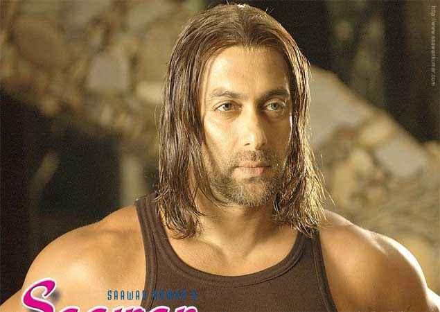 Saawan The Love Season Salman Khan Body Stills