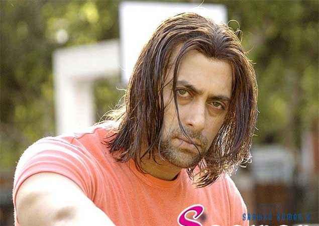 Saawan The Love Season Salman Khan Hair Style Stills