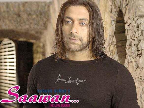 Saawan The Love Season Salman Khan Wallpaper Stills