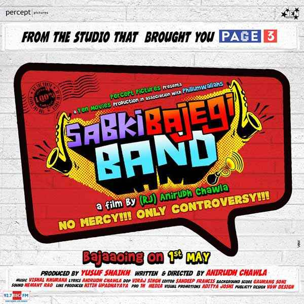 Sabki Bajegi Band  Poster
