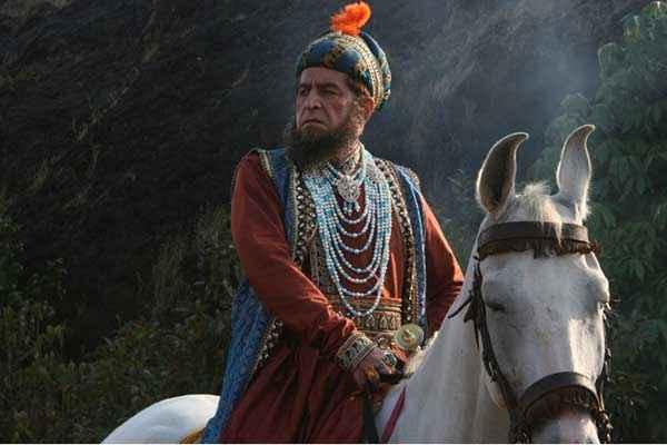 Sambhaji 1689 Dilip Tahil Stills