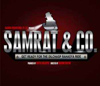 Samrat And Co Poster