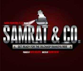 Samrat And Co  Poster