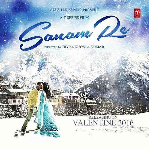 Sanam Re Image Poster