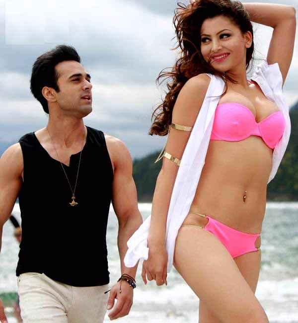 Sanam Re Pulkit Hot Urvashi Rautela In Bikini Stills