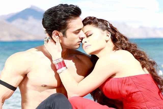 Sanam Re Pulkit Samrat Urvashi Rautela Romance Stills