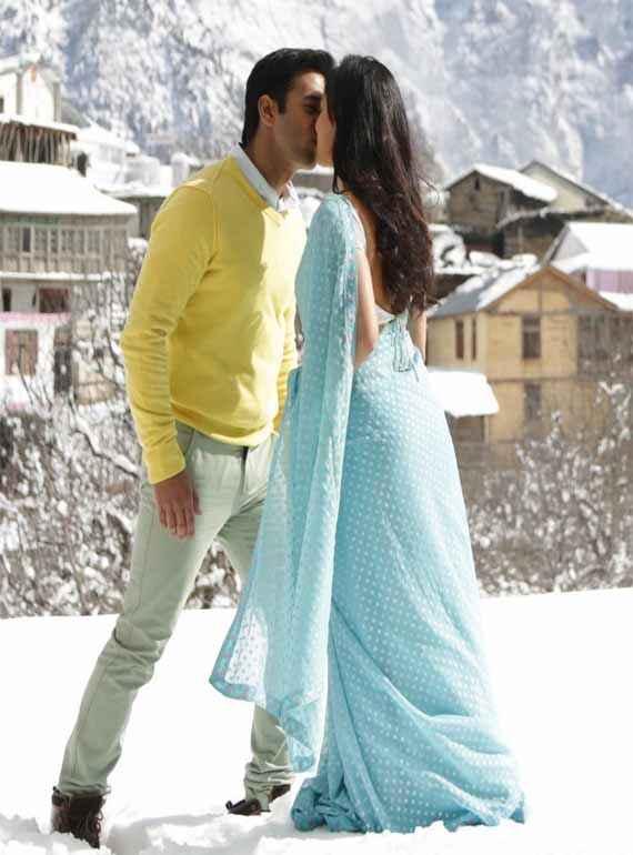 Sanam Re Pulkit Samrat Yaami Gautam Kiss Scene Stills