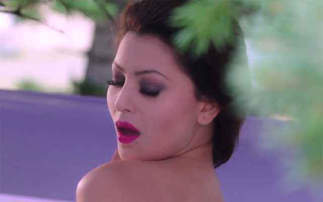 Sanam Re Urvashi Rautela Hot Lipistic Stills