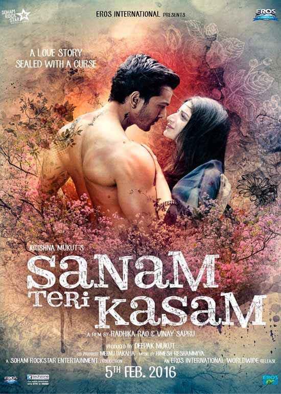 Sanam Teri Kasam 2016 Image Poster