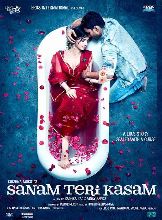 Sanam Teri Kasam 2016  Poster
