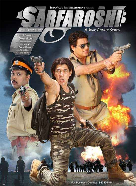 Sarfaroshi Photo Poster