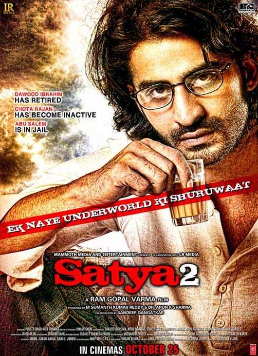 Satya 2 HD Wallpaper Poster