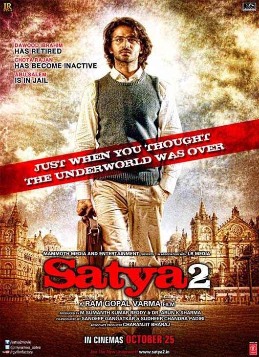Satya 2 Punit Singh Ratn Poster