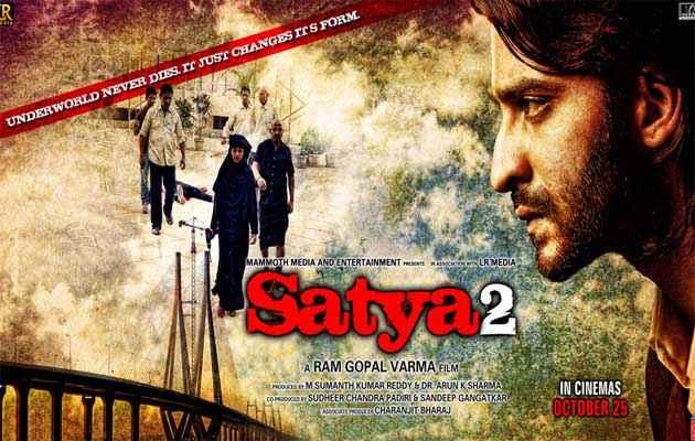 Satya 2 Wallpaper Poster