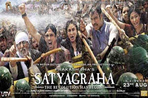 Satyagraha New Poster
