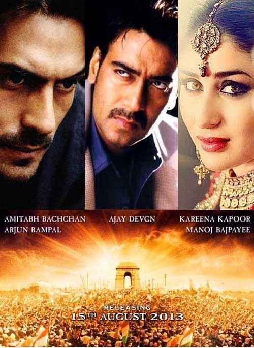 Satyagraha Photo Poster