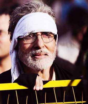 Satyagraha Amitabh Bachchan Images Stills