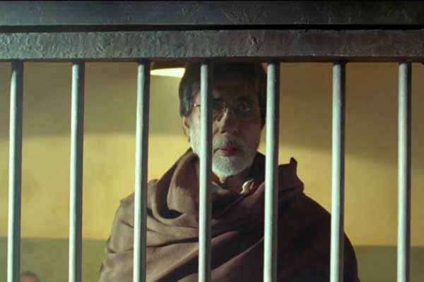 Satyagraha Amitabh Bachchan Picture Stills