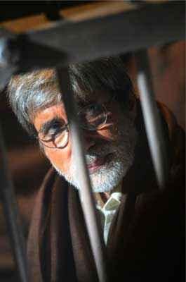 Satyagraha Amitabh Bachchan Stills